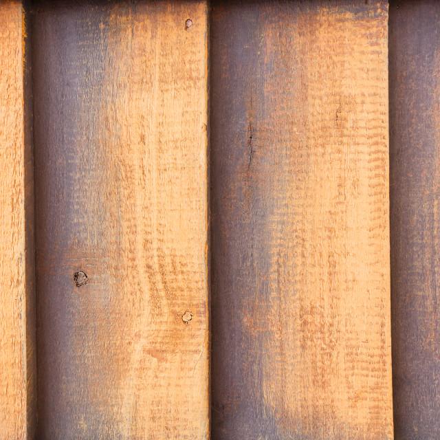 """""""Wood Slats Background"""" stock image"""