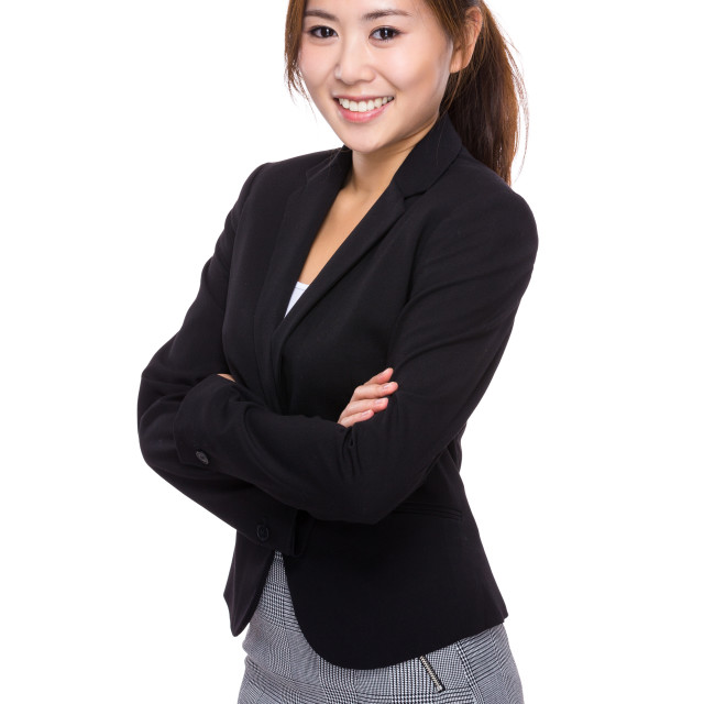 """""""Business woman"""" stock image"""