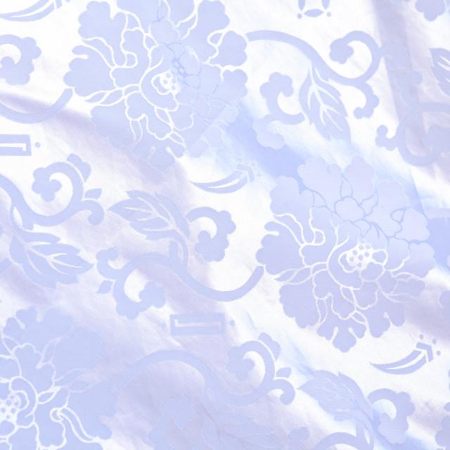 """Chinese draped silk"" stock image"