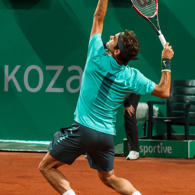 """""""Roger Federer"""" stock image"""
