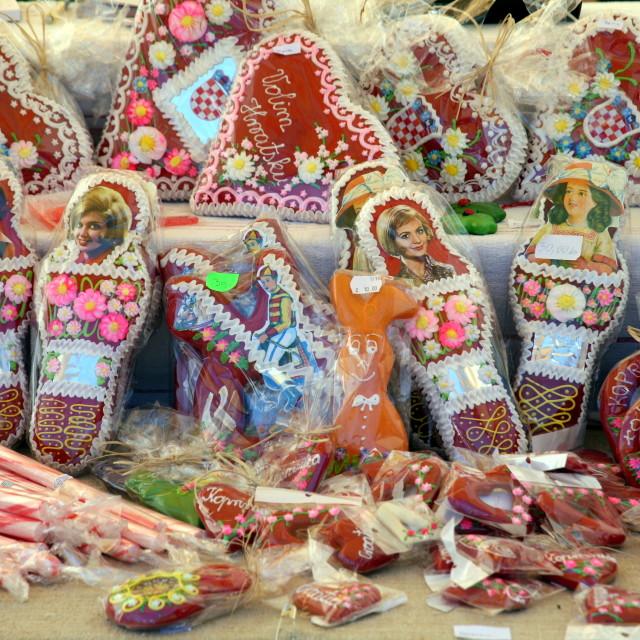 """Renaissance Festival, Koprivnica, Croatia, 2015, 8"" stock image"