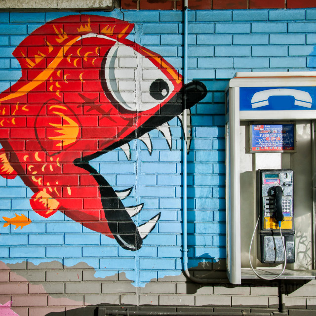 Piranha Payphone