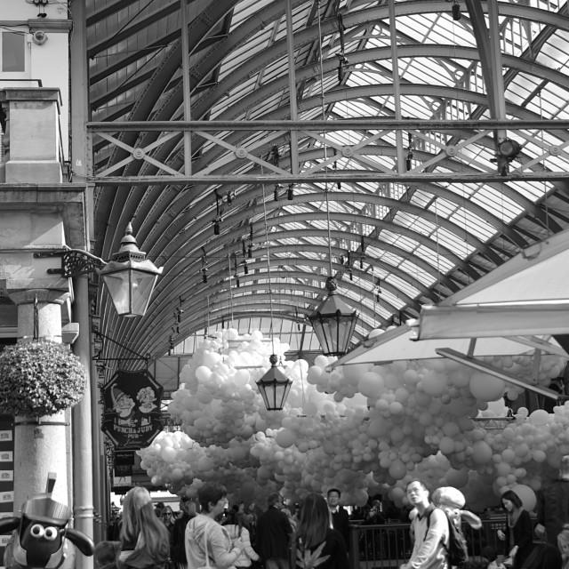 """Covent Garden"" stock image"