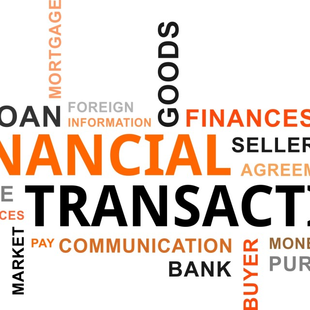 """word cloud - financial transaction"" stock image"