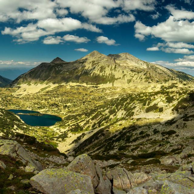 """Mountain Pirin, Bulgaria"" stock image"