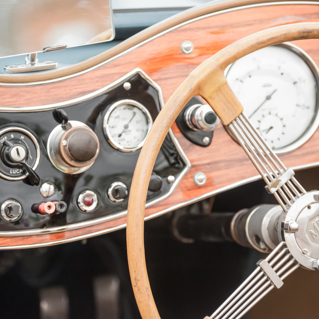 """MG dashboard"" stock image"