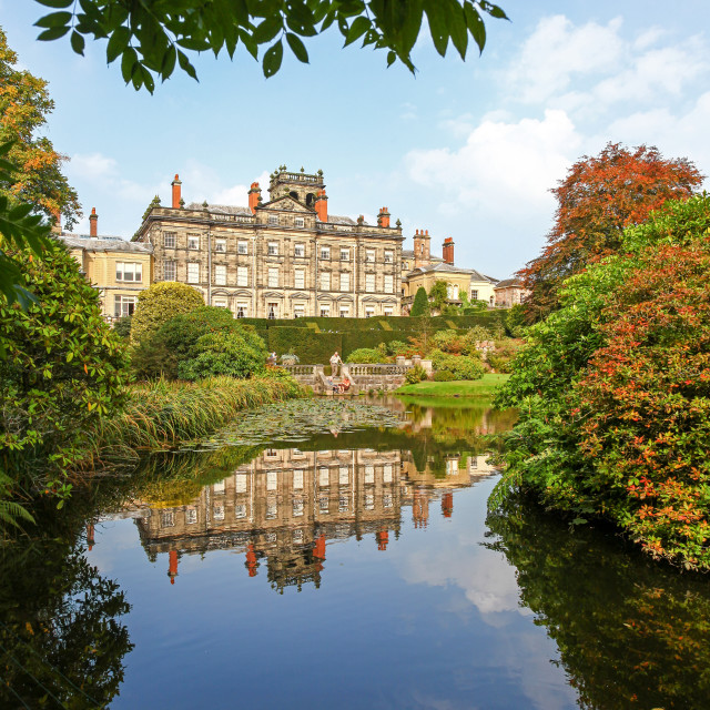 """Biddulph Grange, Stoke-on-Trent, North Staffs, England, UK"" stock image"