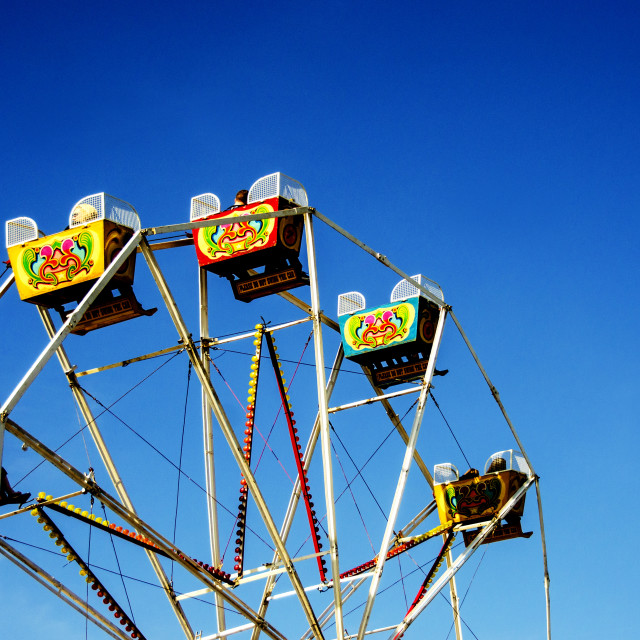 """Ferris Wheel"" stock image"