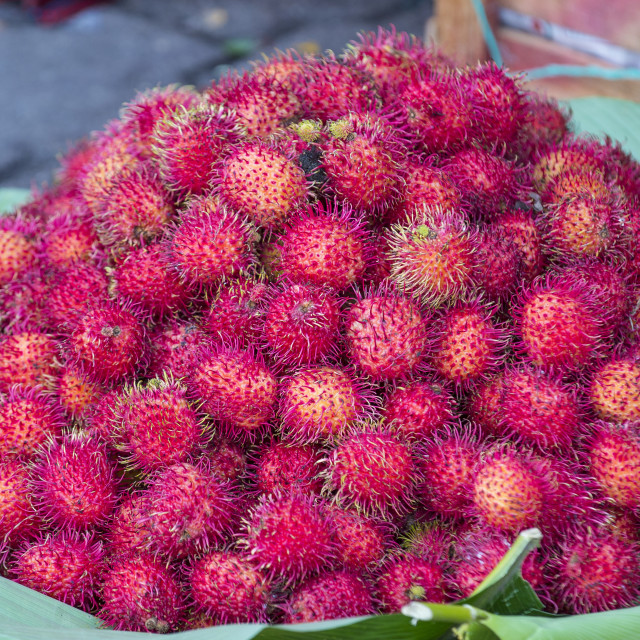 """""""Lychees"""" stock image"""
