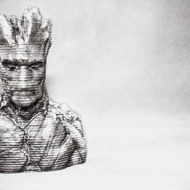 """Groot"" stock image"