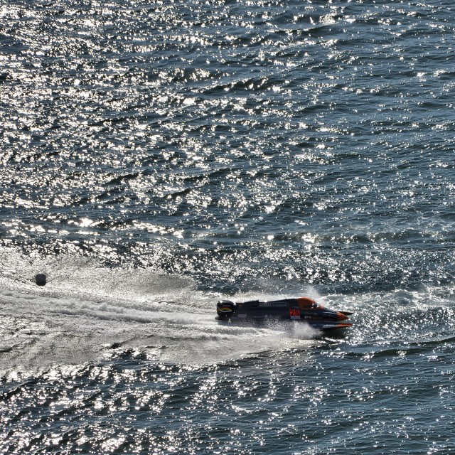 """F1H2O World Campionship 2015 Porto Portugal"" stock image"
