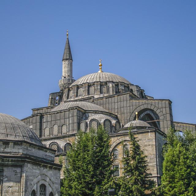"""Agia Sofia in Istanbul"" stock image"