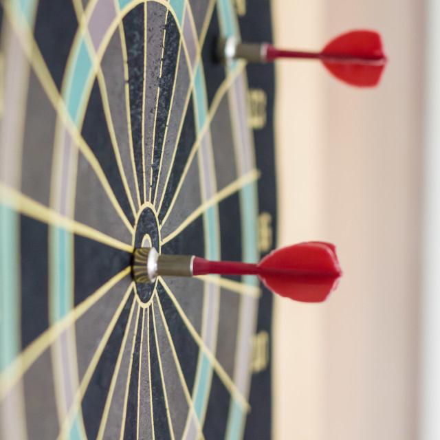 """bullseye"" stock image"