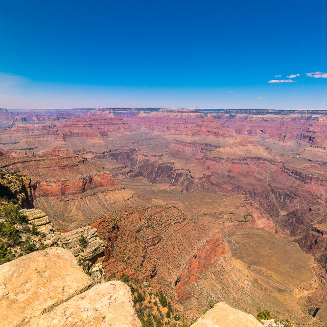 """The Grand Canyon 3"" stock image"
