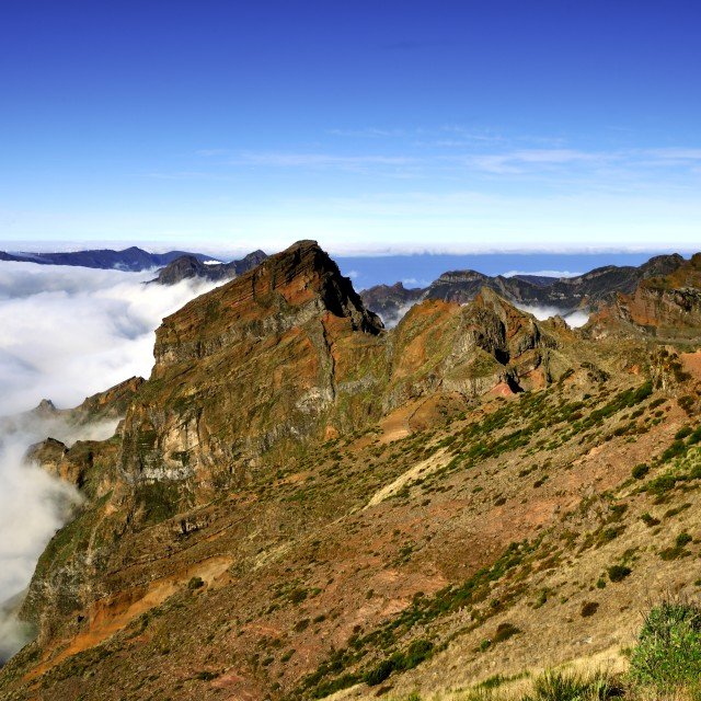 """Cloud Inversion"" stock image"