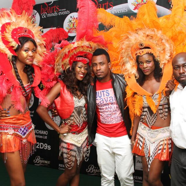 """Calabar carnival Nigeria"" stock image"