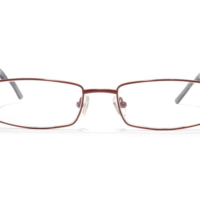 """Eyeglasses"" stock image"
