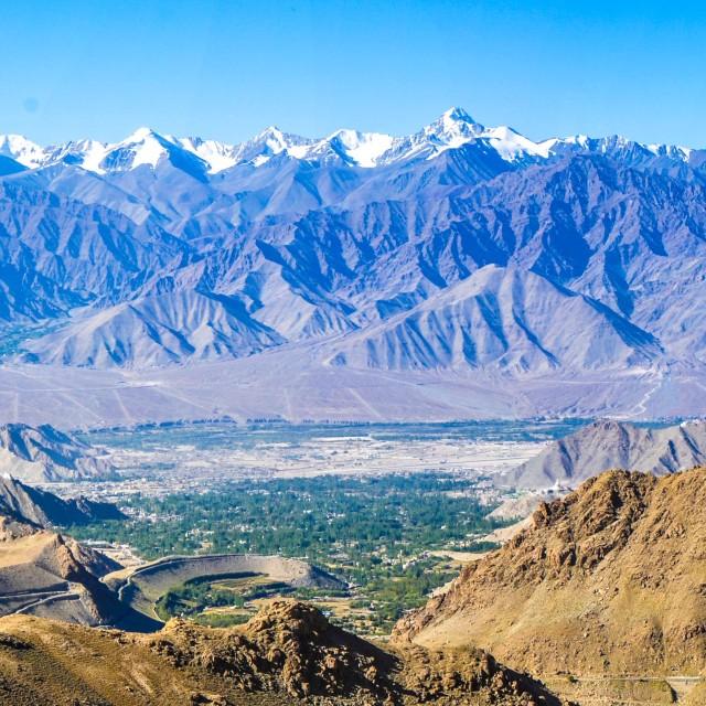 """""""The Himalayan"""" stock image"""