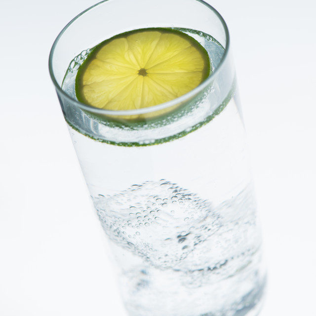"""""""Water Glass"""" stock image"""