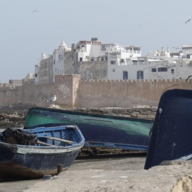 """Essaouira Morocco"" stock image"