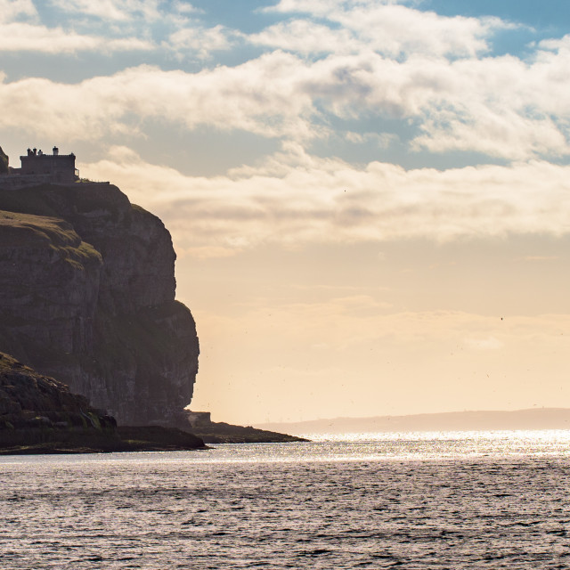 """Great Orme Lighthouse"" stock image"