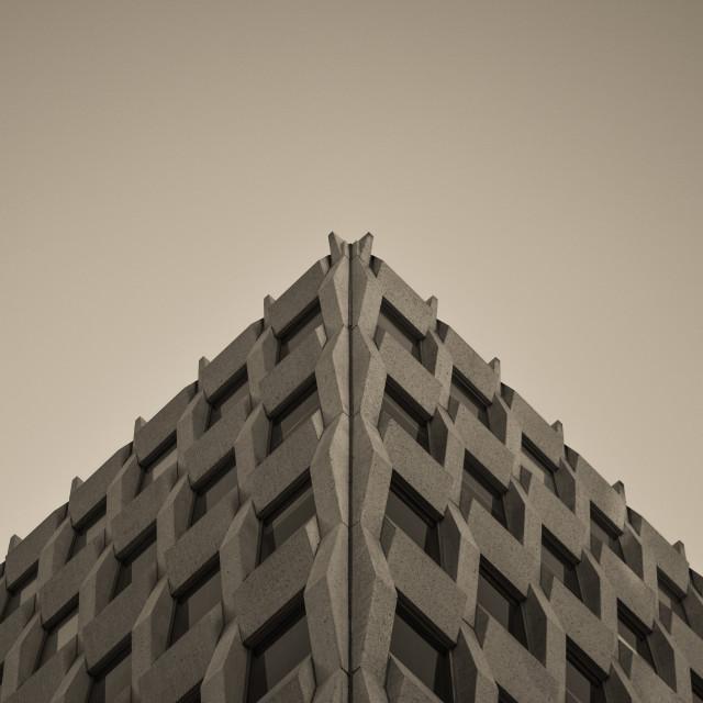 """City Pyramid"" stock image"