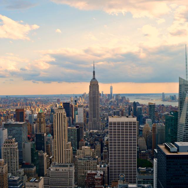 """""""NY"""" stock image"""