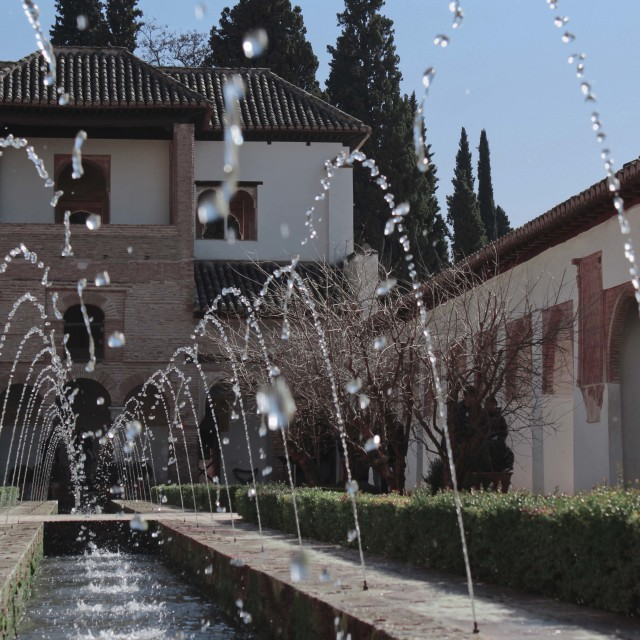 """Alhambra"" stock image"
