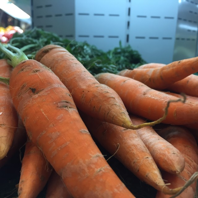 """Carrots"" stock image"