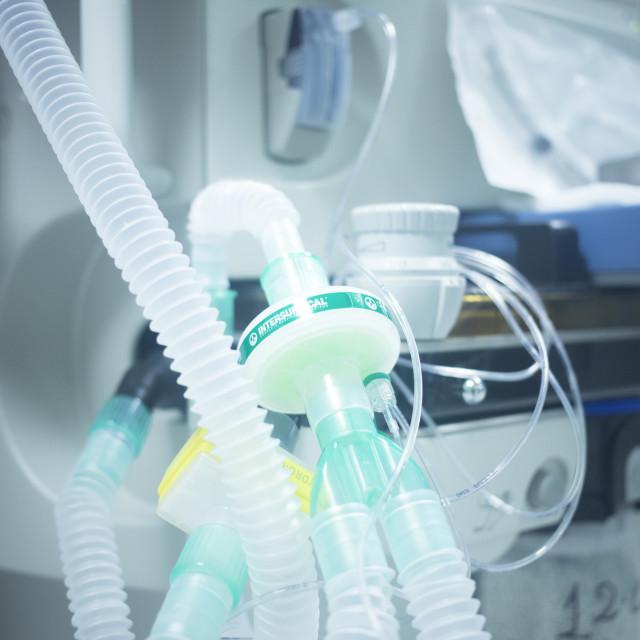 """""""Traumatology orthopedic surgery hospital operating room"""" stock image"""