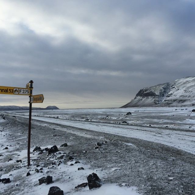 """Iceland Wilderness"" stock image"
