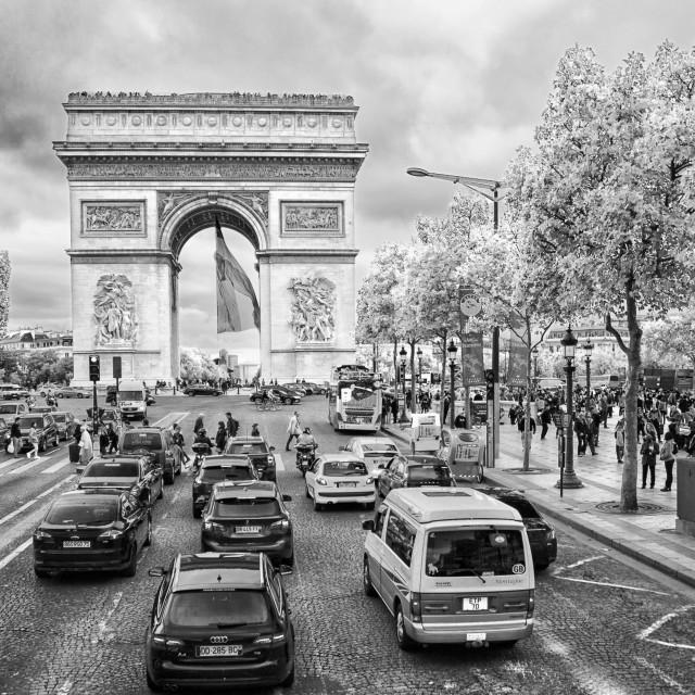 """Triomphe"" stock image"
