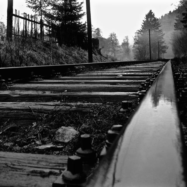 """""""Railway"""" stock image"""