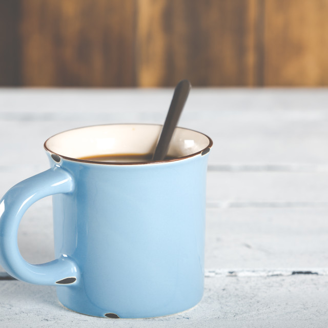 """""""Cup of coffee"""" stock image"""