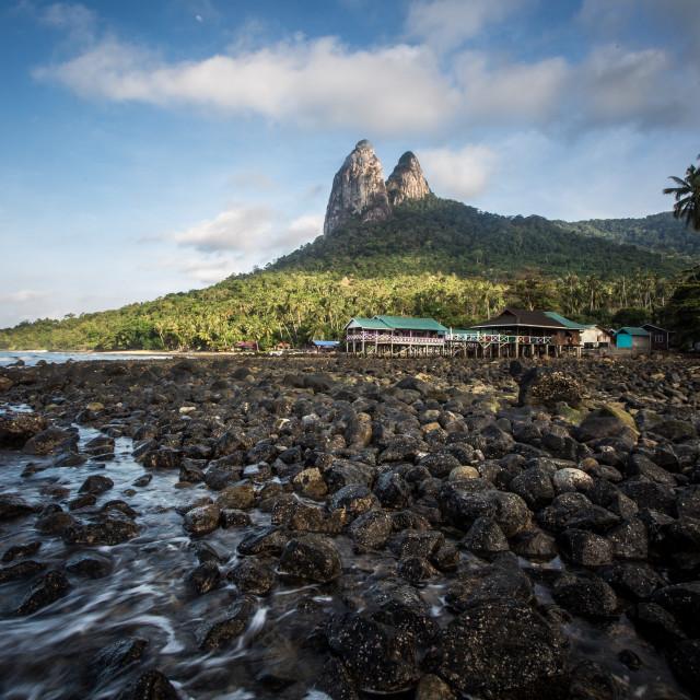 """Tioman Island"" stock image"