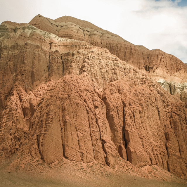 """Desert Mountain"" stock image"
