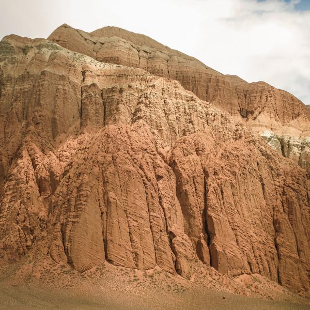 """Desert Mountain"" stock image"