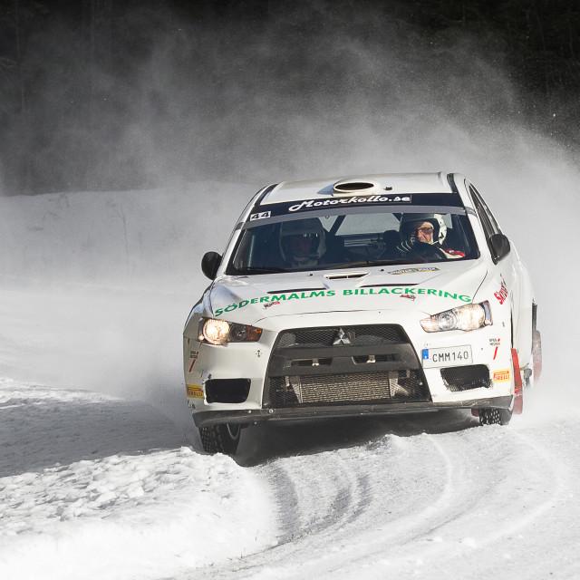"""""""Rally"""" stock image"""