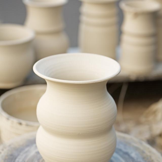 """""""Ceramics"""" stock image"""