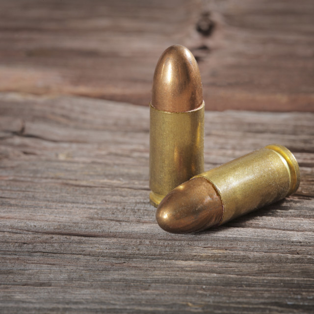 """""""Bullets"""" stock image"""