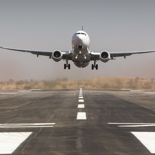 """FIFO Runway"" stock image"