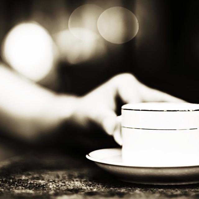 """""""Coffee Break :-)"""" stock image"""