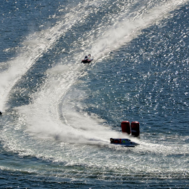 """F1H2O World Championship 2015 Porto Portugal"" stock image"