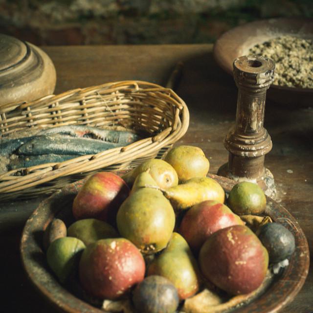 """Old Fruit"" stock image"