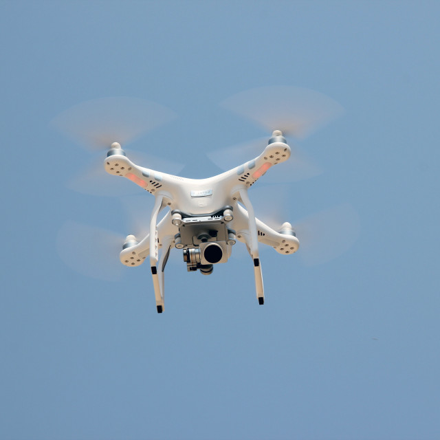 """Drone"" stock image"