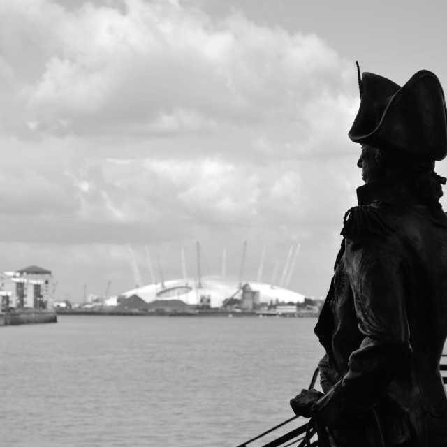 """""""Nelson and the O2"""" stock image"""