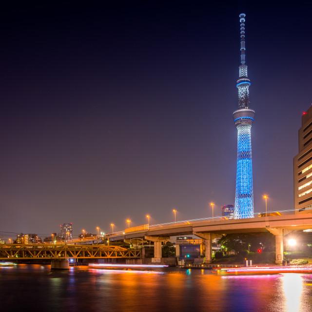 """Tokyo Skytree"" stock image"