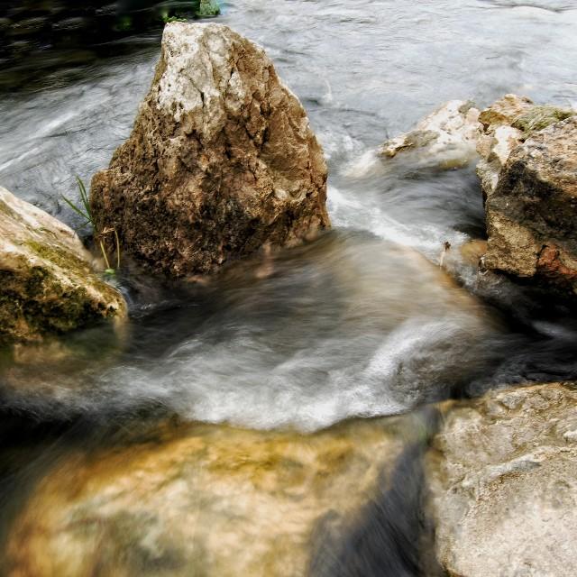 """Stone Water"" stock image"