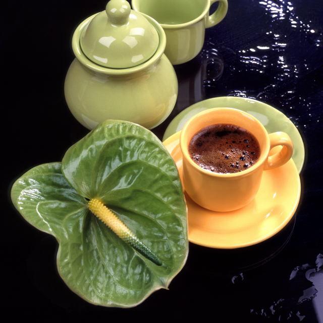 """Disk Tea & Coffee2"" stock image"