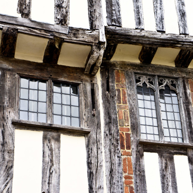 """""""Medieval architecture"""" stock image"""